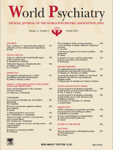World Psychiatry journal