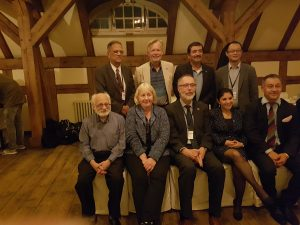 New Board of World Psychiatric Association- Transcultural psychiatry Section installed in Berlin.